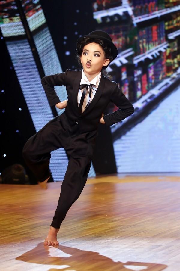 Hành trình đăng quang của Linh Hoa tại Bước nhảy hoàn vũ nhí 2014 - Ảnh 6