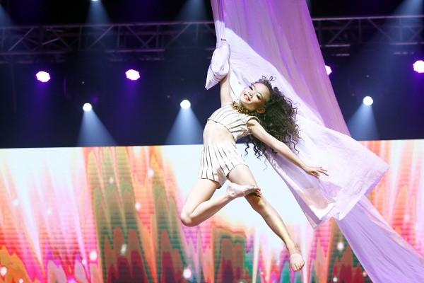 Hành trình đăng quang của Linh Hoa tại Bước nhảy hoàn vũ nhí 2014 - Ảnh 7