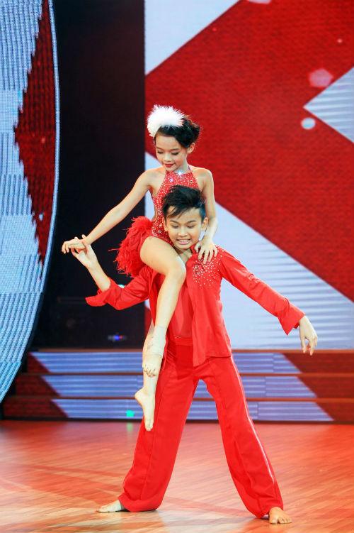 Hành trình đăng quang của Linh Hoa tại Bước nhảy hoàn vũ nhí 2014 - Ảnh 1