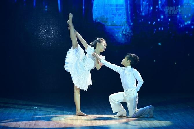Hành trình đăng quang của Linh Hoa tại Bước nhảy hoàn vũ nhí 2014 - Ảnh 2
