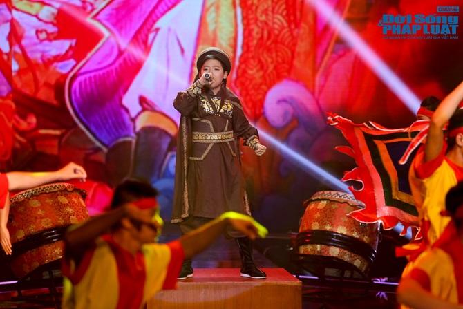 Giọng hát Việt nhí liveshow 3: Nhìn lại 12 gương mặt xuất sắc - Ảnh 1
