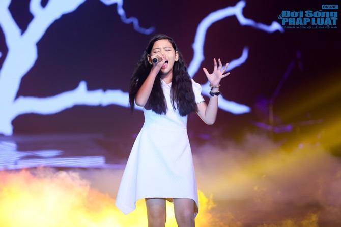 Giọng hát Việt nhí liveshow 3: Nhìn lại 12 gương mặt xuất sắc - Ảnh 2