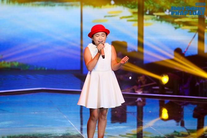 Giọng hát Việt nhí liveshow 3: Nhìn lại 12 gương mặt xuất sắc - Ảnh 5