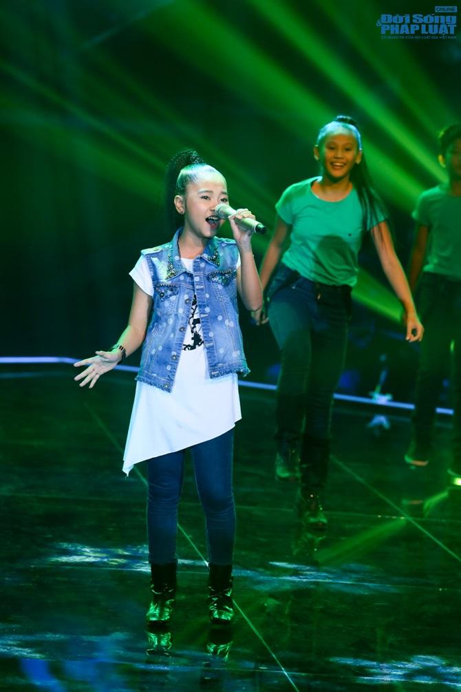 Giọng hát Việt nhí liveshow 3: Nhìn lại 12 gương mặt xuất sắc - Ảnh 6