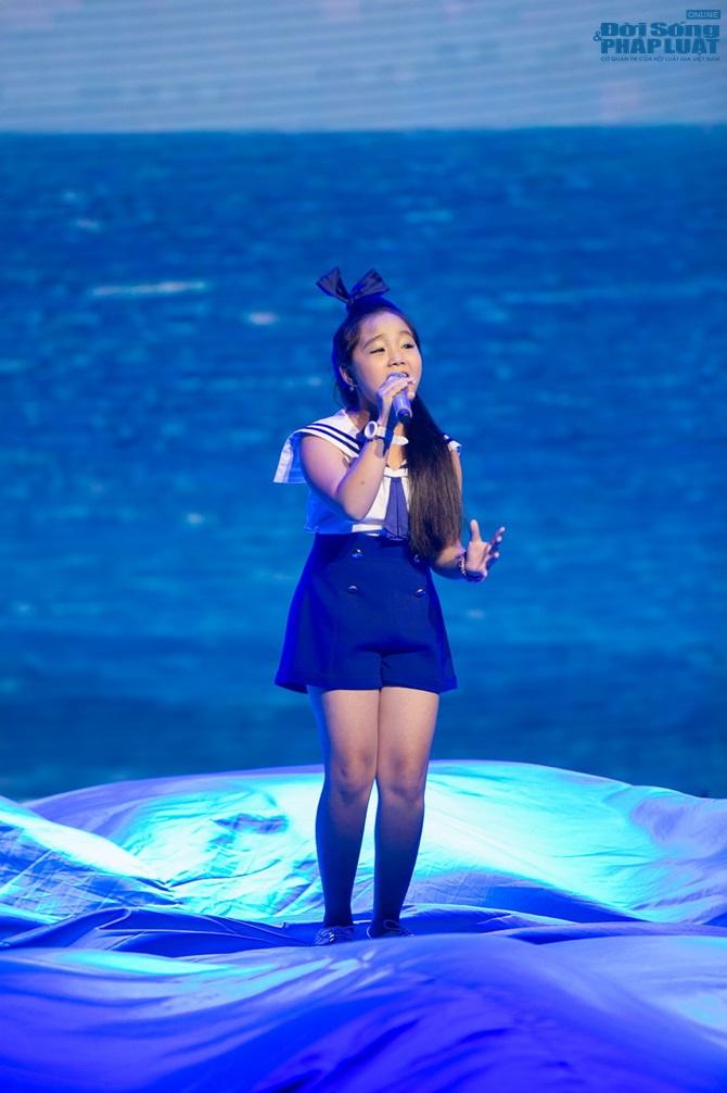 Giọng hát Việt nhí liveshow 3: Nhìn lại 12 gương mặt xuất sắc - Ảnh 10