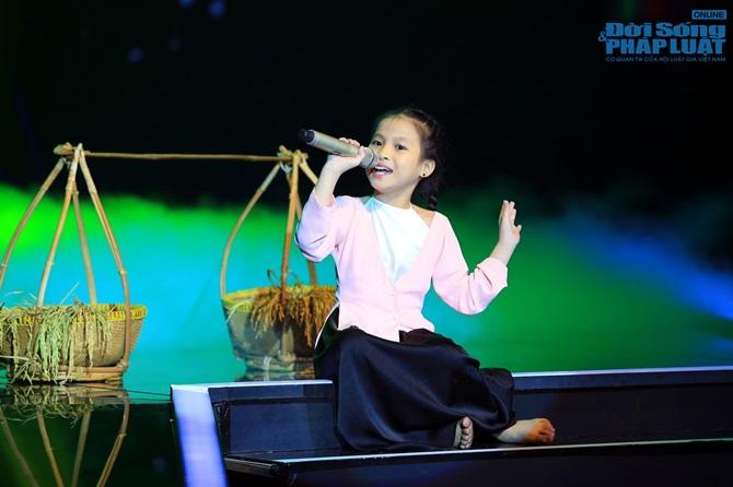Giọng hát Việt nhí liveshow 3: Nhìn lại 12 gương mặt xuất sắc - Ảnh 11