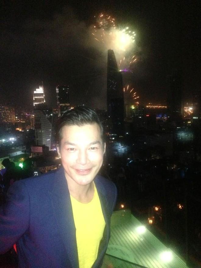 Sao Việt tưng bừng đón Tết dương lịch 2015 - Ảnh 10