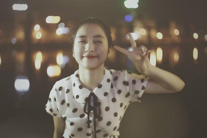 Ngắm hình ảnh dễ thương, cá tính của Hòa Minzy – bạn gái Công Phượng - Ảnh 5