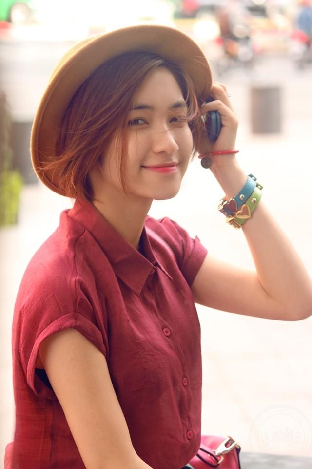 Ngắm hình ảnh dễ thương, cá tính của Hòa Minzy – bạn gái Công Phượng - Ảnh 7
