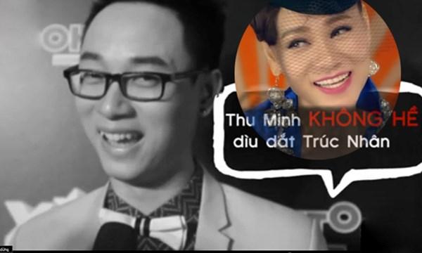 """Trúc Nhân """"vô ơn"""" với Thu Minh? - Ảnh 1"""