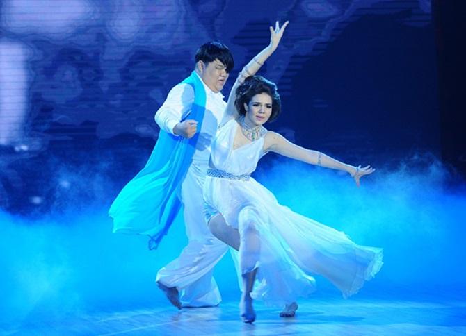 Bước nhảy hoàn vũ 2015: Angela Phương Trinh đạt số điểm kỷ lục - Ảnh 3