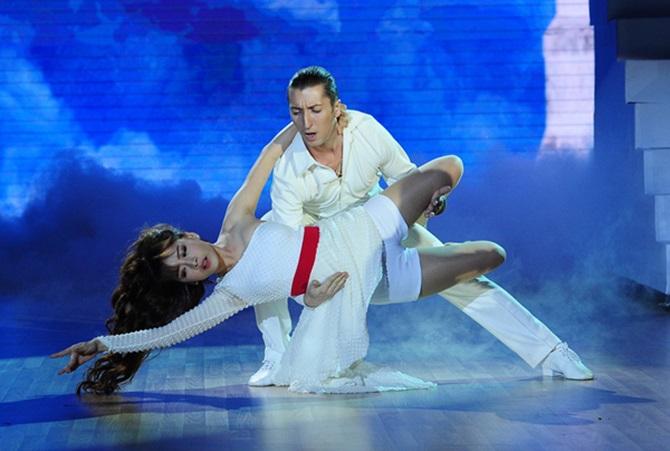 Bước nhảy hoàn vũ 2015: Angela Phương Trinh đạt số điểm kỷ lục - Ảnh 6