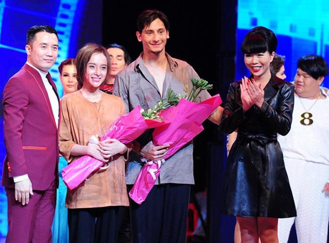 Bước nhảy hoàn vũ 2015: Angela Phương Trinh đạt số điểm kỷ lục - Ảnh 10