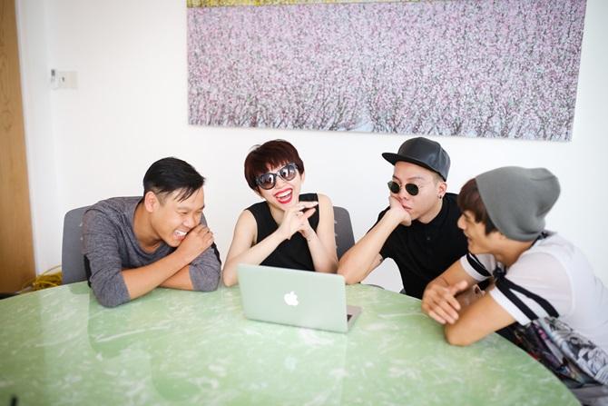 The Remix: Tóc Tiên mong khán giả 'thỏa mãn nghe, mãn nhãn nhìn' - Ảnh 1