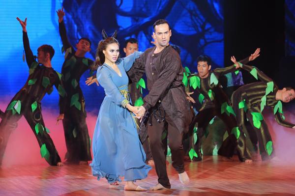 Bước nhảy hoàn vũ 2015: Sử Duy Vương bị loại, Lan Ngọc giành chiến thắng - Ảnh 9