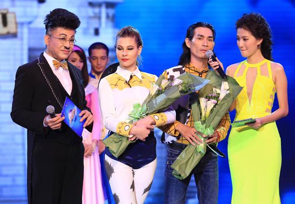 Bước nhảy hoàn vũ 2015: Sử Duy Vương bị loại, Lan Ngọc giành chiến thắng - Ảnh 11