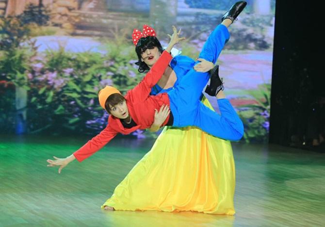 Bước nhảy hoàn vũ 2015: Sử Duy Vương bị loại, Lan Ngọc giành chiến thắng - Ảnh 3