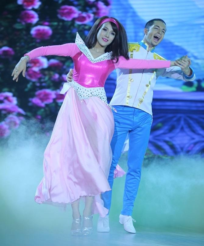 Bước nhảy hoàn vũ 2015: Sử Duy Vương bị loại, Lan Ngọc giành chiến thắng - Ảnh 4