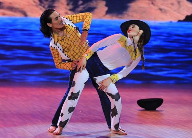 Bước nhảy hoàn vũ 2015: Sử Duy Vương bị loại, Lan Ngọc giành chiến thắng - Ảnh 6