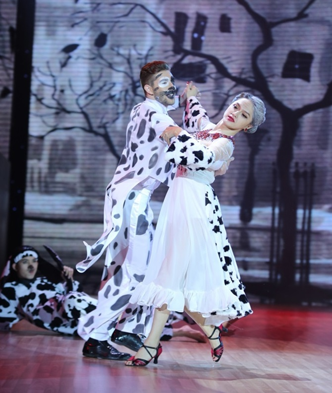 Bước nhảy hoàn vũ 2015: Sử Duy Vương bị loại, Lan Ngọc giành chiến thắng - Ảnh 8