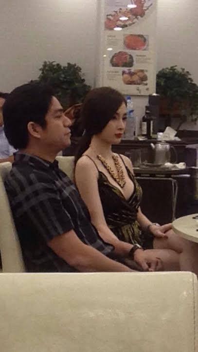 Chiêm Quốc Thái - người yêu Angela Phương Trinh là ai? - Ảnh 7