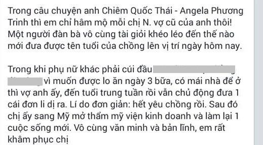 Chiêm Quốc Thái - người yêu Angela Phương Trinh là ai? - Ảnh 4