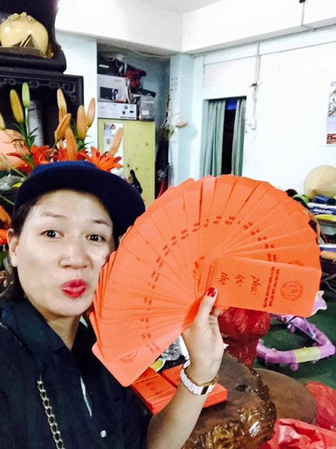Muôn kiểu đón Tết Ất Mùi 2015 của sao Việt - Ảnh 14