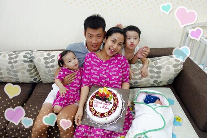 Muôn kiểu đón Tết Ất Mùi 2015 của sao Việt - Ảnh 5