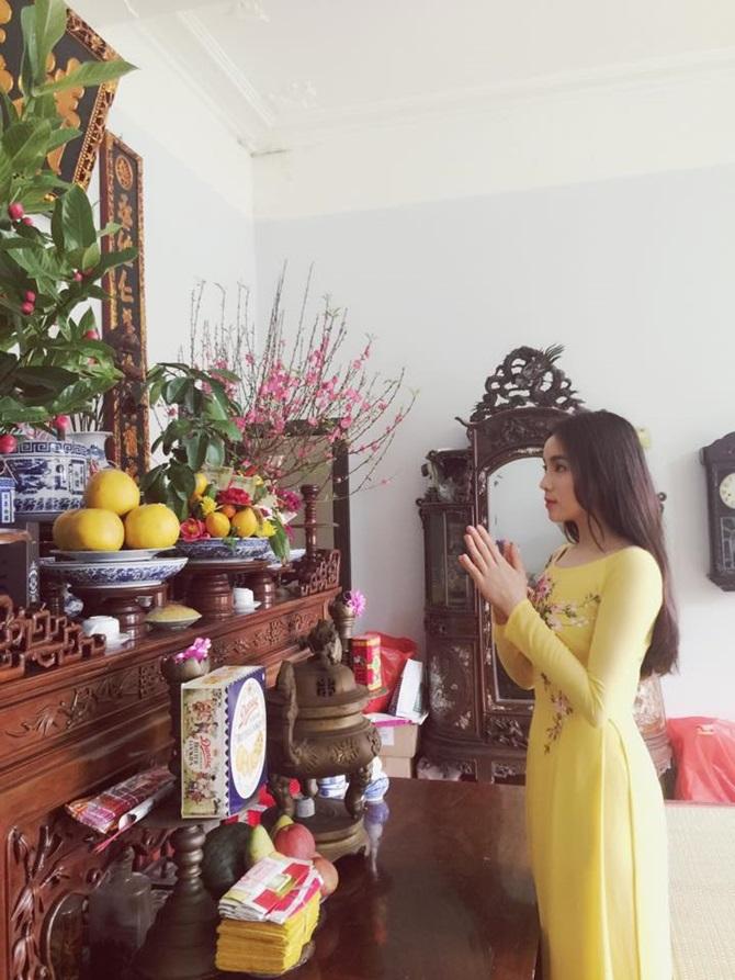 Sao Việt làm gì những ngày đầu năm mới Ất Mùi? - Ảnh 6