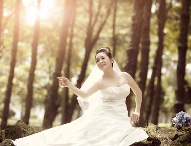 Trọn bộ ảnh cưới ngọt ngào của Thanh Thanh Hiền – Chế Phong - Ảnh 6