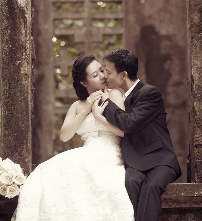 Trọn bộ ảnh cưới ngọt ngào của Thanh Thanh Hiền – Chế Phong - Ảnh 5
