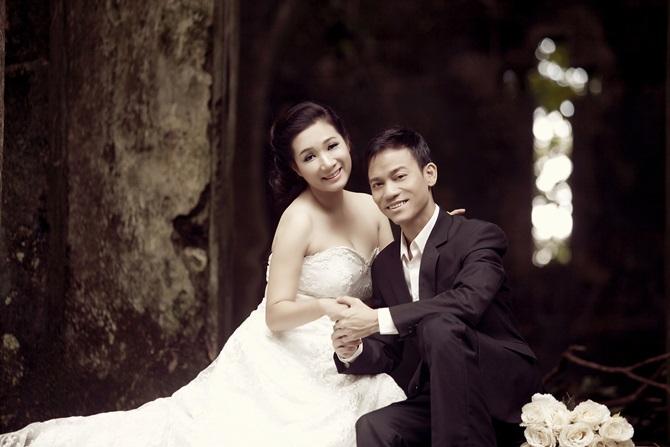 Trọn bộ ảnh cưới ngọt ngào của Thanh Thanh Hiền – Chế Phong - Ảnh 11