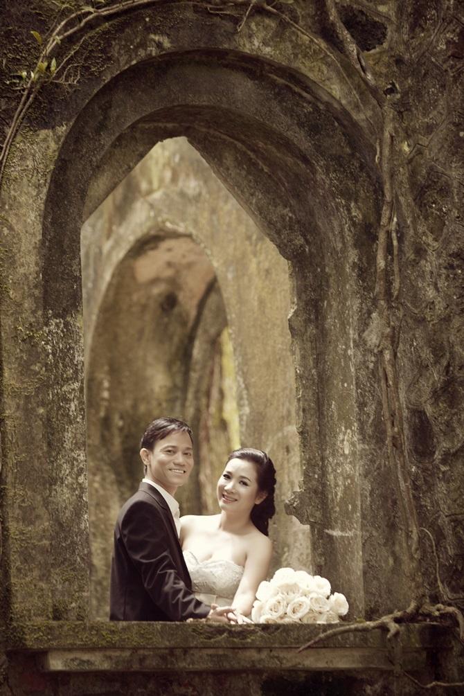 Trọn bộ ảnh cưới ngọt ngào của Thanh Thanh Hiền – Chế Phong - Ảnh 10
