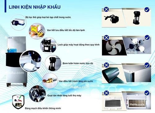 Máy làm đá Hải Âu: Bước đột phá của thị trường đá viên sạch Việt Nam - Ảnh 2