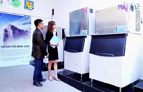Máy làm đá Hải Âu: Bước đột phá của thị trường đá viên sạch Việt Nam - Ảnh 5