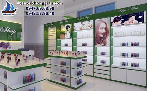 Thiết kế shop mỹ phẩm Hàn Quốc Lylyla's Shop – Hạ Long - Ảnh 3