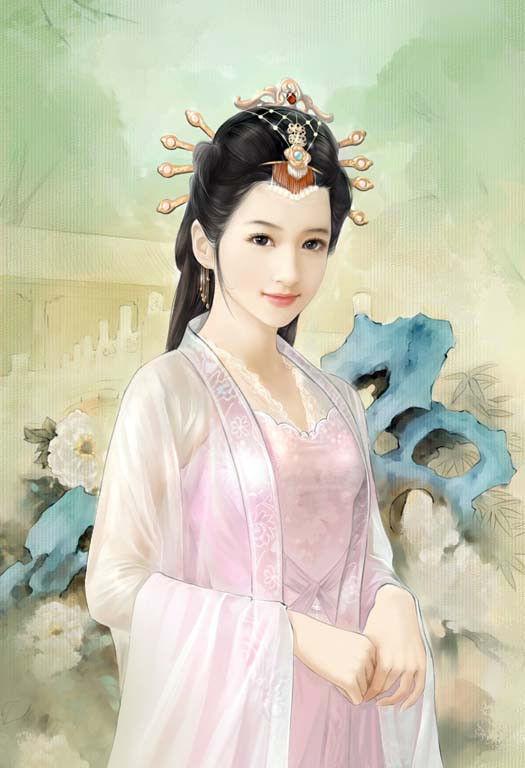 Bí kíp giữ gìn sắc đẹp của tứ đại mỹ nhân Trung Hoa - Ảnh 3