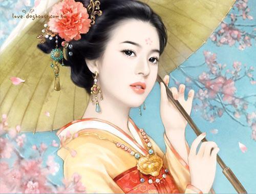 Bí kíp giữ gìn sắc đẹp của tứ đại mỹ nhân Trung Hoa - Ảnh 4