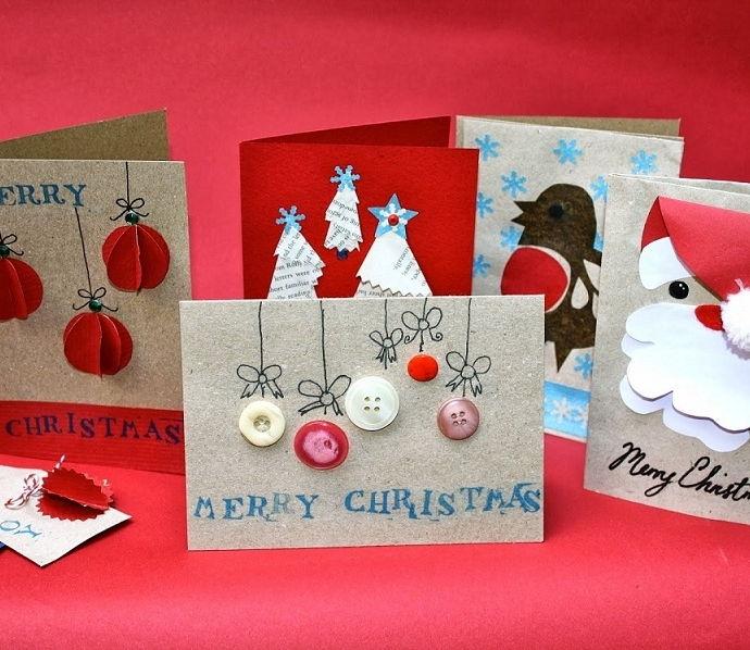 Noel 2014: Mẫu thiệp Noel đẹp và ý nghĩa nhất tặng bạn bè, người yêu - Ảnh 1