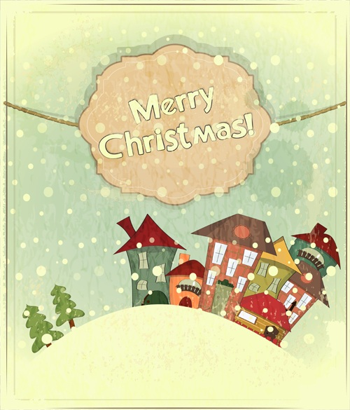 Noel 2014: Mẫu thiệp Noel đẹp và ý nghĩa nhất tặng bạn bè, người yêu - Ảnh 8