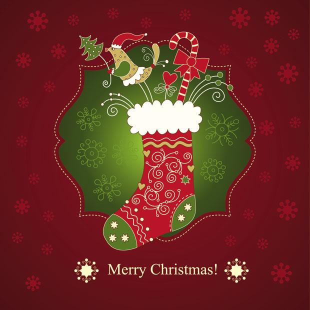 Noel 2014: Mẫu thiệp Noel đẹp và ý nghĩa nhất tặng bạn bè, người yêu - Ảnh 9