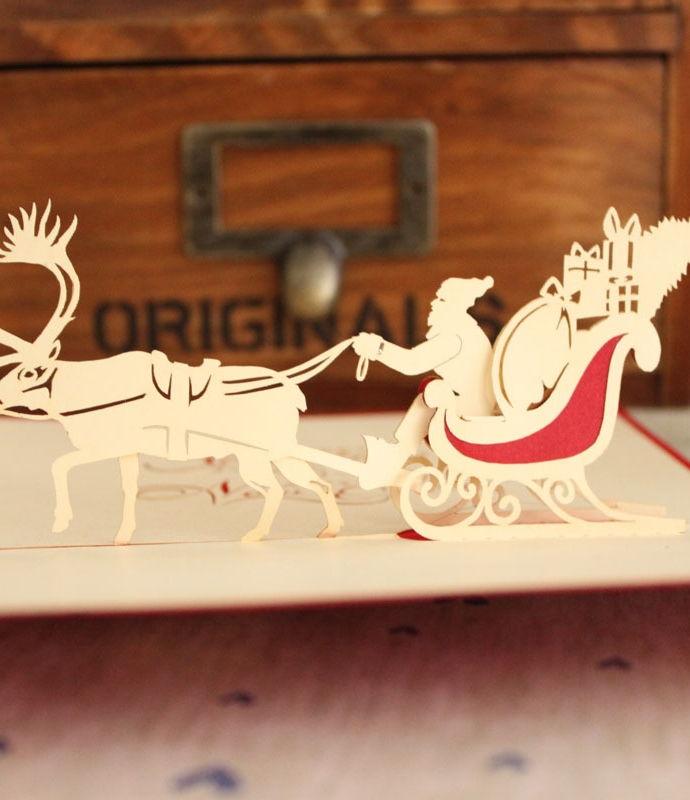 Noel 2014: Mẫu thiệp Noel đẹp và ý nghĩa nhất tặng bạn bè, người yêu - Ảnh 3