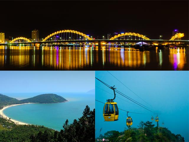 Địa điểm đi chơi Tết Dương lịch 2015 ở hai miền Trung, Nam  - Ảnh 1