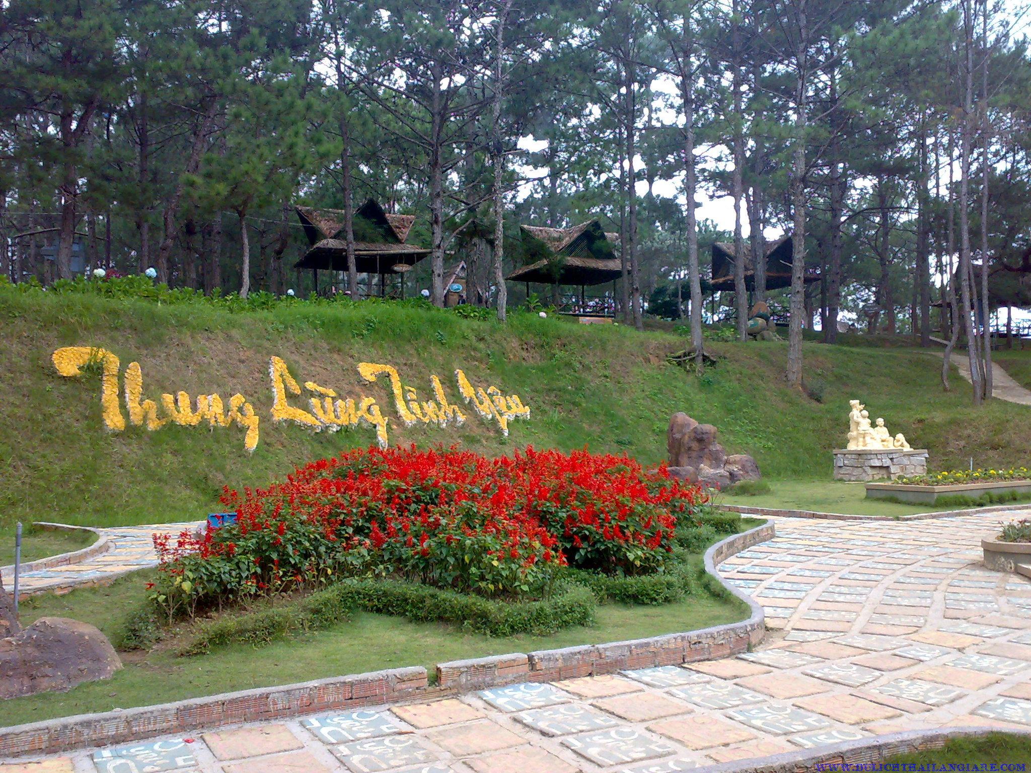 Địa điểm đi chơi Tết Dương lịch 2015 ở hai miền Trung, Nam  - Ảnh 3