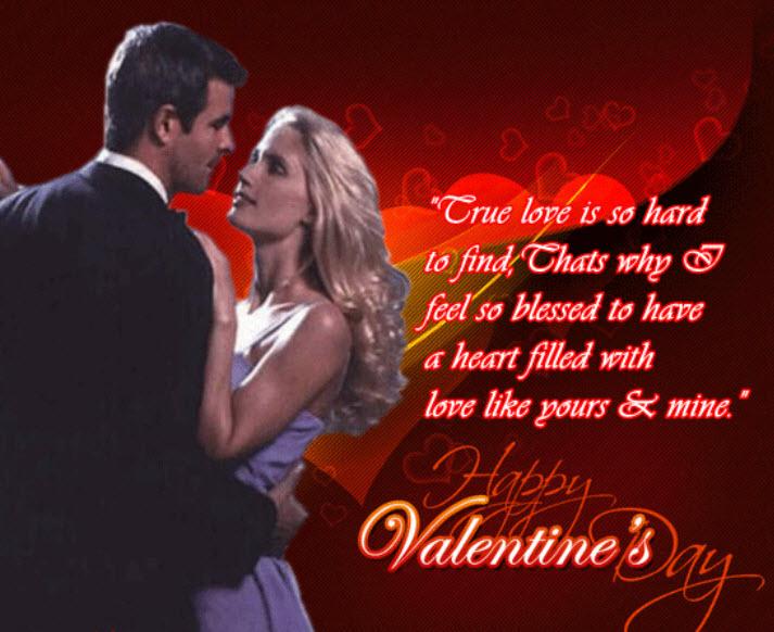Ngày Valentine: Những tấm thiệp đẹp nhất thay cho lời muốn nói - Ảnh 9