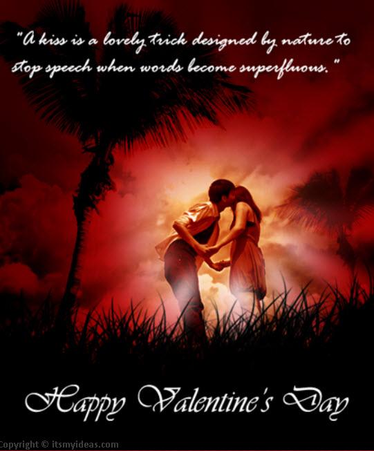 Ngày Valentine: Những tấm thiệp đẹp nhất thay cho lời muốn nói - Ảnh 4