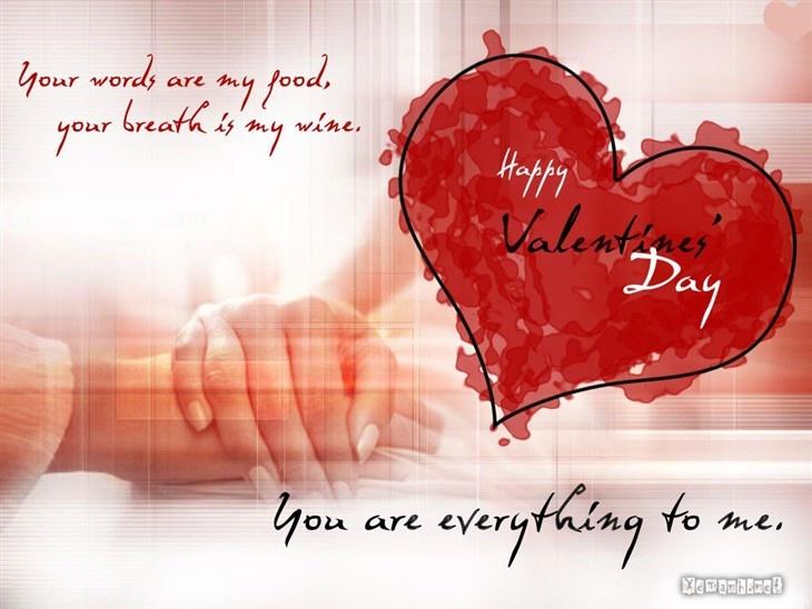 Ngày Valentine: Những tấm thiệp đẹp nhất thay cho lời muốn nói - Ảnh 5