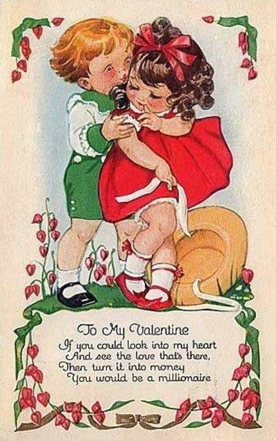 Ngày Valentine: Những tấm thiệp đẹp nhất thay cho lời muốn nói - Ảnh 8