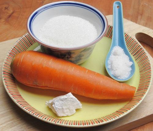 Tự làm mứt cà rốt ngon đãi khách ngày Tết  - Ảnh 1