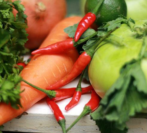 Nộm su hào cà rốt: Món ngon chống ngán ngày Tết - Ảnh 1